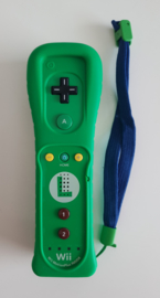 Wii U Luigi Edition Motionplus WiiMote