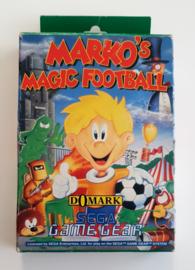 Game Gear Marko's Magic Football (CIB)
