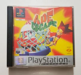 PS1 Ape Escape Platinum (CIB)