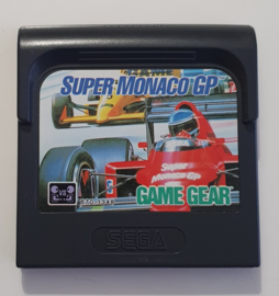 Game Gear Super Monaco GP (cart only)