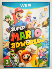 Wii U Super Mario 3D World (CIB) HOL