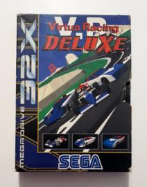 32X Virtua Racing Deluxe (CIB)
