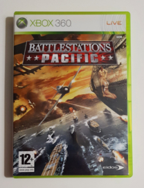 X360 Battlestations Pacific CIB)