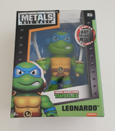 Metals Die Cast - Leonardo M36 10 cm (Teenage Mutant Ninja Turtles) new
