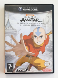 Gamecube Avatar - De Legende van Aang(CIB)