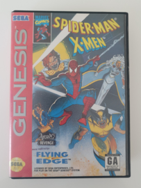 Genesis Spider-Man X-Men Arcade's Revenge (CIB)