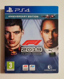 PS4 F1 2019 Anniversary Edition (CIB)