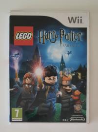 Wii LEGO Harry Potter Jaren 1-4 (CIB) HOL