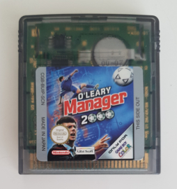 GBC O'Leary Manager 2000 (cart only) SCN