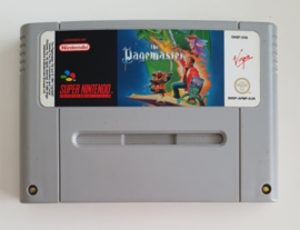 SNES The Pagemaster (cart only) EUR
