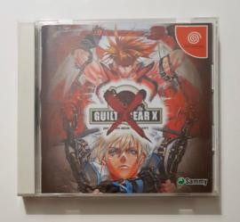 Dreamcast Guilty Gear X (CIB) Japanese Version