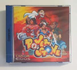 Dreamcast Power Stone (factory sealed)