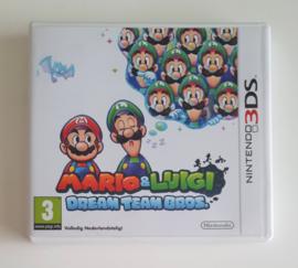 3DS Mario & Luigi: Dream Team Bros (CIB) HOL