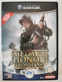 Gamecube Medal of Honor Frontline (CIB) HOL