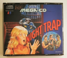 Mega CD Night Trap (CIB)