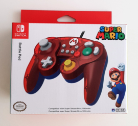 HORI Battle Pad for Nintendo Switch : Super Mario Edition (new)