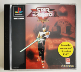 PS1 Star Gladiator Episode : I Final Crusade (CIB)