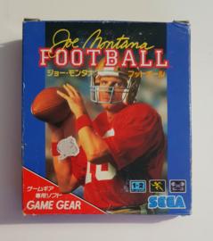 Game Gear Joe Montana Football (CIB) Japanese Version
