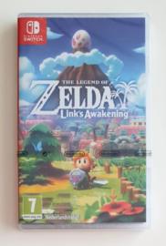 Switch The Legend of Zelda: Link's Awakening (CIB) HOL