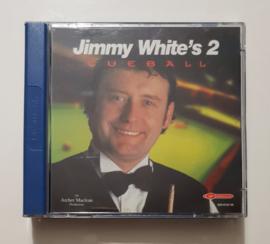 Dreamcast Jimmy White's 2 Cueball (CIB)