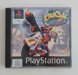 PS1 Crash Bandicoot 3 - Warped (CIB)