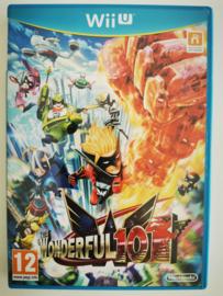 Wii U The Wonderful 101 (CIB) HOL