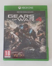 Xbox One Gears of War 4 (factory sealed)