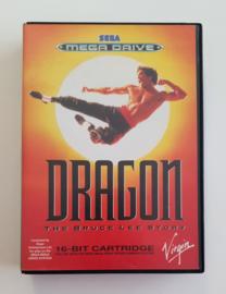 Megadrive Dragon The Bruce Lee Story (CIB)
