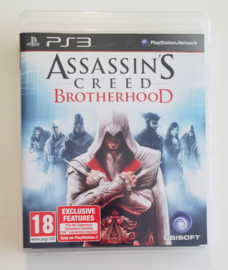 PS3 Assassin's Creed Brotherhood (CIB)