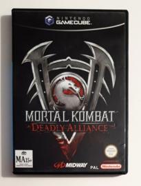 Gamecube Mortal Kombat Deadly Alliance (boxed) EUR