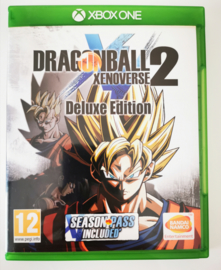 Xbox One Dragon Ball Xenoverse 2 Deluxe Edition (CIB)