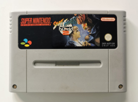 SNES Street Fighter Alpha 2 (cart only) EUR
