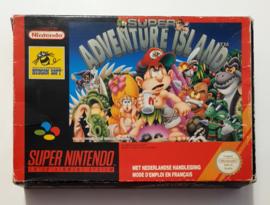 SNES Super Adventure Island (CIB) FAH