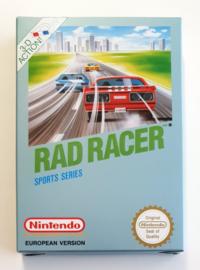 NES Rad Racer (NOS) GPS