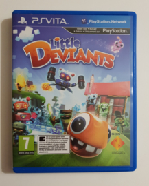 PS Vita Little Deviants (CIB)