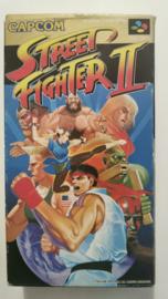 SFC Street Fighter II (CIB) NTSC/J