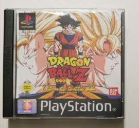 PS1 Dragon Ball Z Ultimate Battle 22 (CIB)