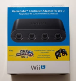 Gamecube Controller Adapter for Wii U (new)