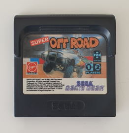 Game Gear Super Off Road (cart only)