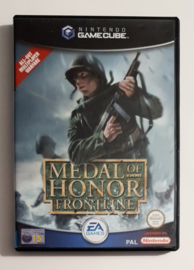 Gamecube Medal of Honor Frontline (CIB) HOL