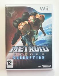Wii Metroid Prime 3: Corruption (CIB) HOL