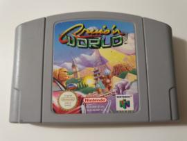 N64 Cruis'n World (cart only) EUR