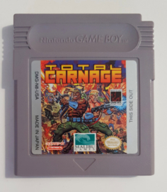 GB Total Carnage (cart only) USA