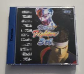 Dreamcast Virtua Fighter 3tb (CIB)