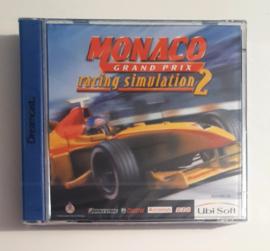 Dreamcast Monaco Grand Prix Racing Simulation 2 (factory sealed)