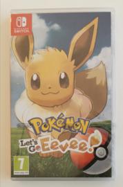 Switch Pokémon Let's Go Evee! (factory sealed) HOL