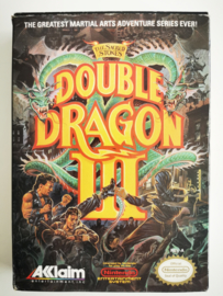 NES Double Dragon III (CIB) USA