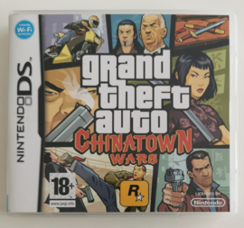 DS Grand Theft Auto - Chinatown Wars (CIB including poster) HOL