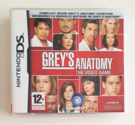 DS Grey's Anatomy - The Video Game (CIB) FAH