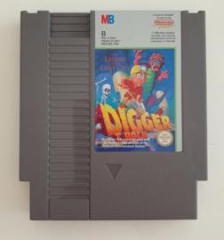 NES Digger T Rock (cart only) FRA